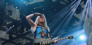 Be Quick Or Be Dead Guitar Lesson Janick