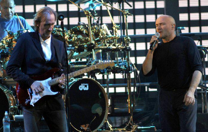 Follow You Follow Me by Genesis Guitar Lesson