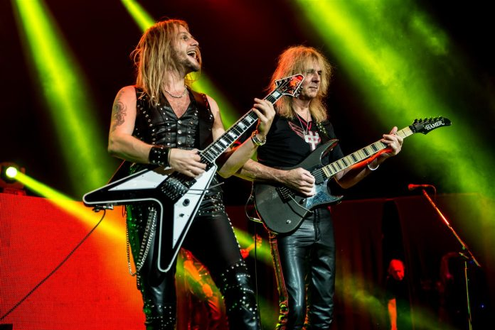 Judas Priest Living After Midnight Guitar Lessons