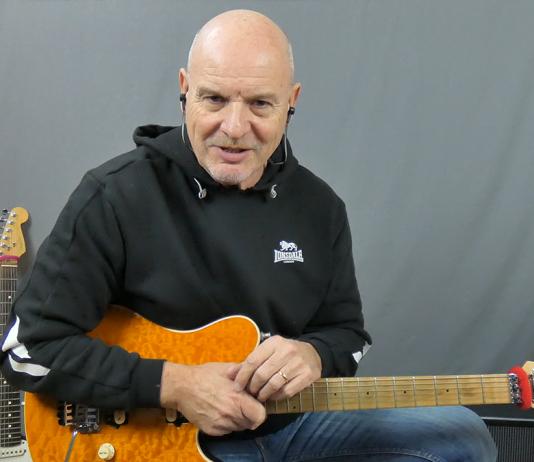 Skype Guitar Lesson Details