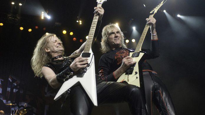 Judas Priest The Rage Guitar Lesson