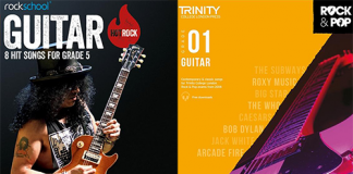 Trinity Rock and pop courses