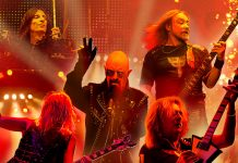 Deep Purle Judas Priest tour news