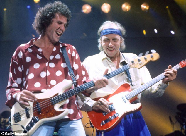 Dire Straits Bassist John Illsley on Mark Knopfler's No ...