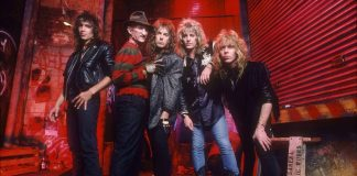 Dokken dream warriors