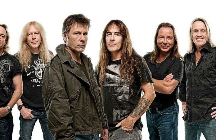 iron-maiden afraid to shoot Strangers