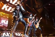 crazy crazy nights by kiss guitar lesson