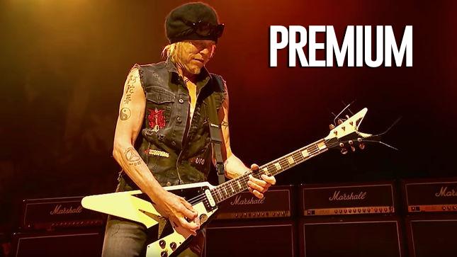 michael schenker Ready To Rock Premium Guitar Lesson